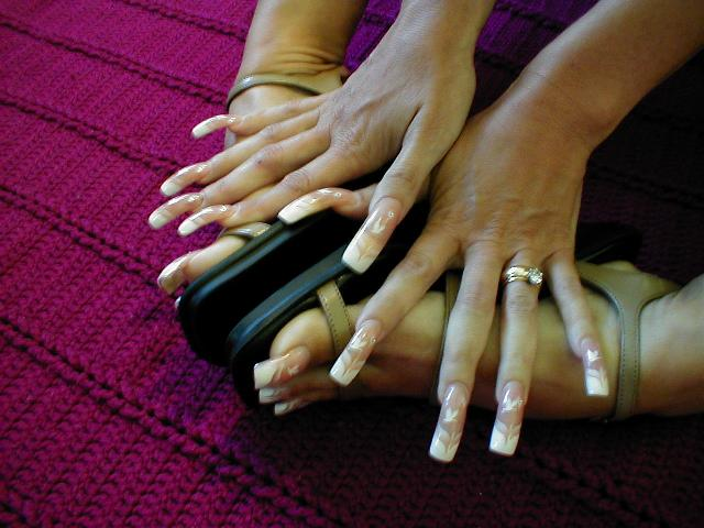 Как отрастить длинные ногти в домашних условиях ютуб 888